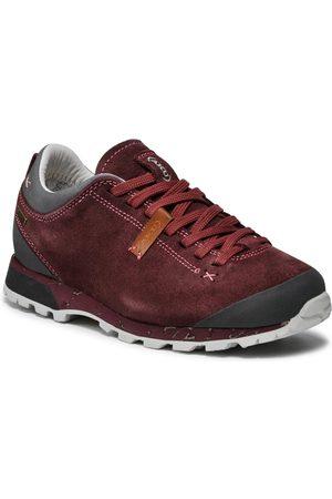 Aku Chaussures de trekking - Bellamont 3 Suede Gw GORE-TEX 520.3 Smoked /Grey