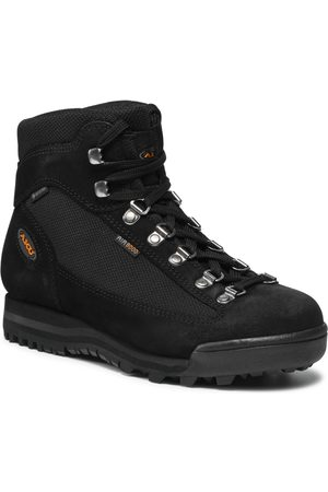 Aku Chaussures de trekking - Ultralight Micro GTW GORE-TEX 365.10 Black/Black 448