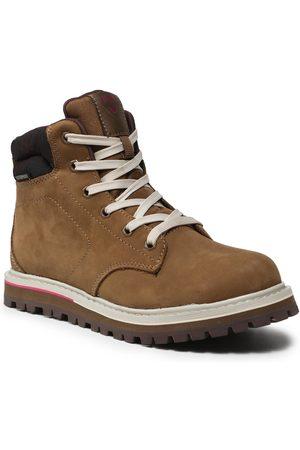 CMP Bottes de randonnée - Dorado Wmn Lifestyle Shoes Wp 39Q4936 Corteccia P865