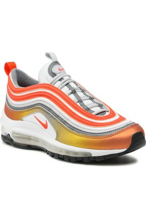 NIKE Chaussures - Air Max 97 (GS) 921522 900 Mtlc Red Bronze/Team Orange