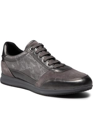 Geox Sneakers - D Avery A D16H5A 022PV C9002 Dk Grey