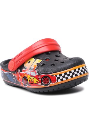 Crocs Mules / sandales de bain - Fl Dosney & Pixar Cars Band Clog Kids 206472 Black