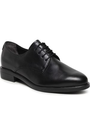 Tamaris Richelieus & Derbies - 1-23201-27 Black Leather 003