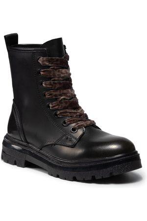 Wrangler Femme Bottines - Bottines - Clash WL12570A Black/Military 298