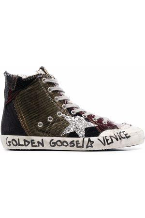 Golden Goose Baskets montantes Penstar