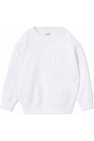 Burberry Sweat à imprimé Horseferry