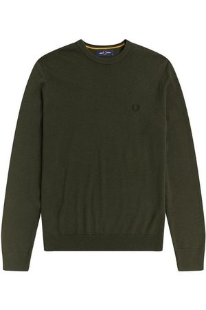 Fred Perry Crew Knit , Femme, Taille: L