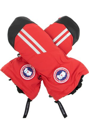 Canada Goose Gloves with logo , Homme, Taille: L