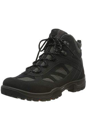 Ecco Xpedition III, Chaussures de Randonnée Hautes Femme, (Black/Black/Mole 51526), 37 EU