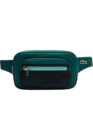 Lacoste NH3679LW, waistbag Homme, Swing 132 spiruline, Taille unique