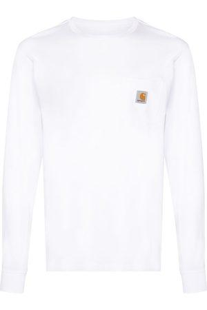 Carhartt WIP T-shirt à patch logo