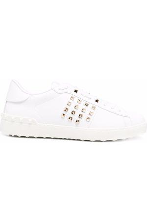 VALENTINO GARAVANI Rockstud Untitled slip-on sneakers