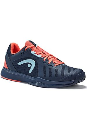 Head Sprint Team 3.0 2021 Dbco Chaussures de Tennis pour FemmeBleuBleu Corail, 38 EU