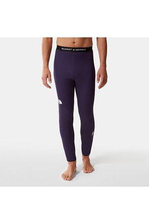 The North Face Pantalon Amk L2 Futurefleece Black Cherry Purple Taille L