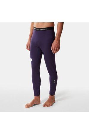 The North Face Pantalon Amk L1 Dot Fleece Black Cherry Purple Taille L