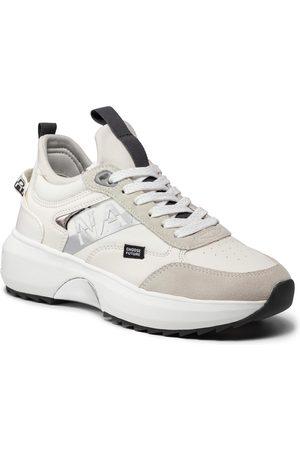 Napapijri Sneakers - Christiabel NP0A4GAD0 Bright White 021