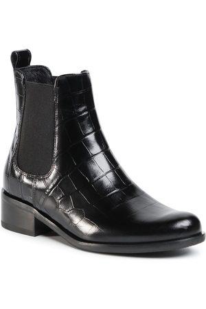 Gino Rossi Bottines Chelsea - 8484-05A Black
