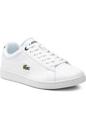 Lacoste Homme Baskets - Sneakers - Carnaby Bl21 1 Sma 7-41SMA0002042 Wht/Nvy
