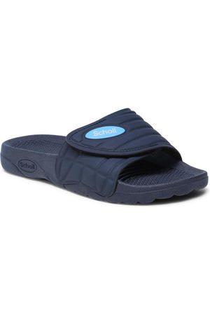 Scholl Femme Mules & Sabots - Mules / sandales de bain - F24354 Nautilus 0040 Cobal Blue