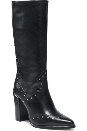 Bronx Femme Bottes - Bottes - 14235-A Black 01