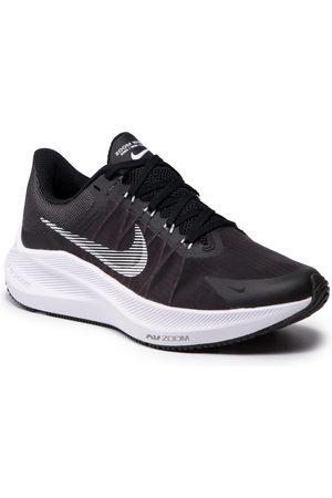 Nike Chaussures - Zoom Winflo 8 CW3421 005 Black/White/Dk Smoke Grey