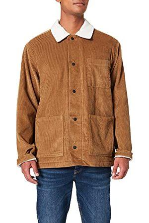 Hurley Peninsula Jacket Homme, Fauve (lt British Tan), S
