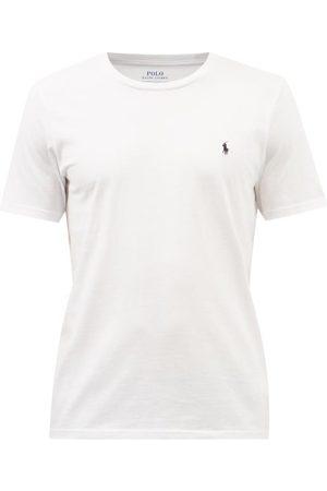 Polo Ralph Lauren T-shirt en jersey de coton à broderie logo