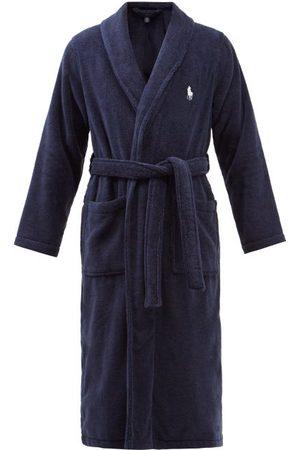 Polo Ralph Lauren Peignoir en coton éponge à logo brodé