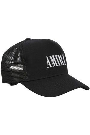 Amiri Homme Casquettes - Casquette Trucker à Logo