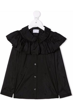Wolf & Rita Fille Chemisiers - Daisy ruffle-trim blouse