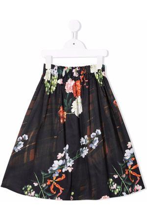 Wolf & Rita Winter Lady printed skirt