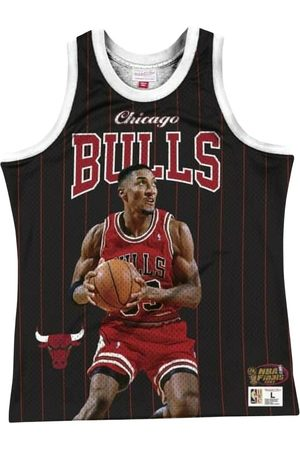 Mitchell & Ness Homme Tank tops - BHB Tank TOP Scottie Pippen , Homme, Taille: XL