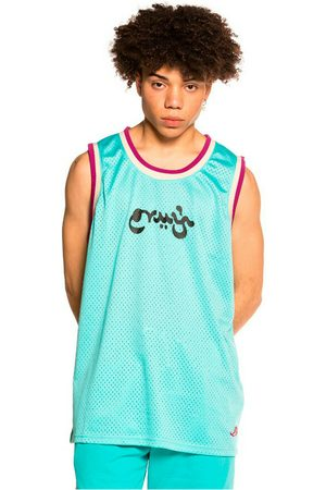 Grimey Homme Tank tops - Camiseta Hope Unseen Mesh Tank TOP , Homme, Taille: XL