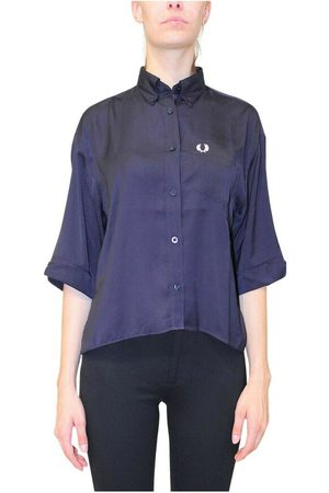 Fred Perry Camicia , Femme, Taille: UK 10