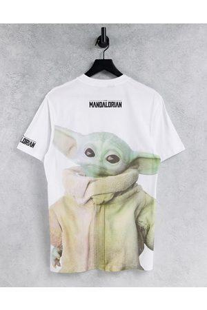 ASOS T-shirt oversize avec imprimé Star Wars Mandalorian au dos