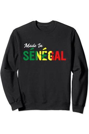 Culture Made in Sénégal avec fierté Sweatshirt