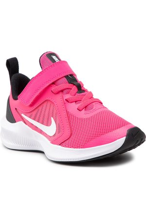 Nike Fille Chaussures basses - Chaussures - Downshifter 10 (PSV) CJ2067 601 Hyper Pink/White/Black