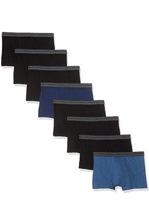 ATHENA Promo Maxi Lots, Mini Prix, Lots de 8 Boxers Basic Coton, Homme, Chiné/ 9050), X-Large (Taille Fabricant:5)