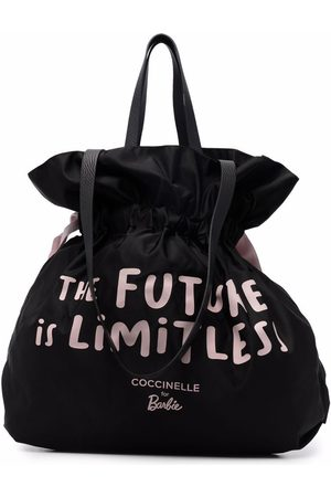Coccinelle X Barbie sac cabas The Future Is Limitless