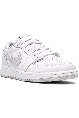 """Jordan Kids Air Jordan 1 Low OG sneakers """"Neutral Grey"""""""