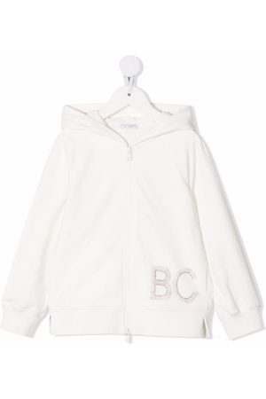 Brunello Cucinelli Hoodie à logo 'BC