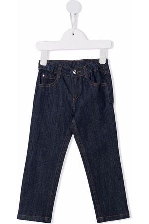 KNOT Jean droit en coton