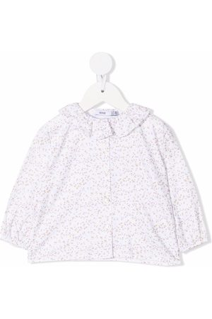 KNOT Blouse Soft Flowers
