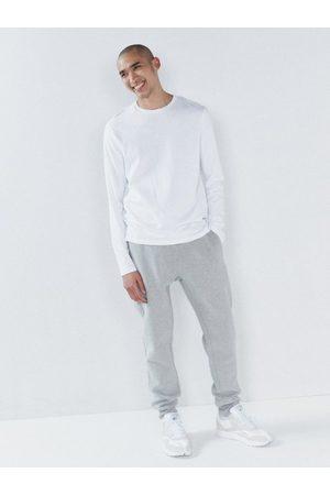 Raey T-shirt manches longues en coton mélangé recyclé