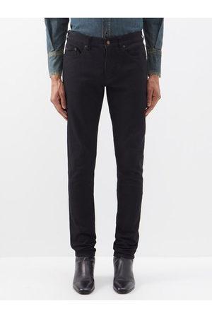 Saint Laurent Homme Pantalons Slim & Skinny - Jean skinny taille mi-haute