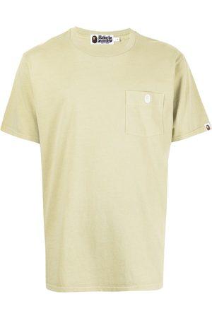 A Bathing Ape T-shirt à poche poitrine
