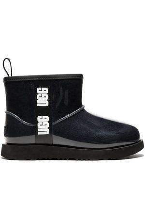 UGG Garçon Bottines - Logo-print rain boots