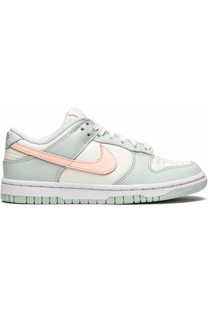"""Nike Dunk Low sneakers """"Barely Green"""""""