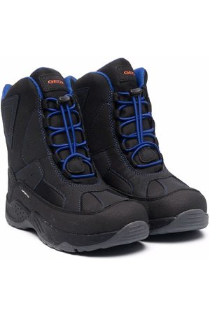 Geox Sentiero lace-up boots