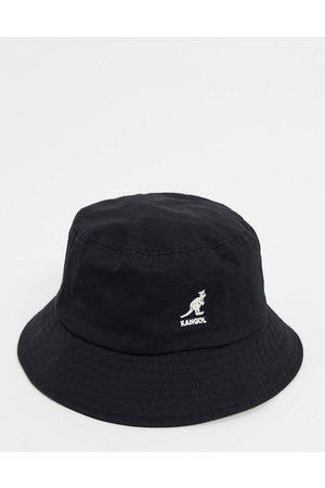 Kangol Bob à logo contrastant - et blanc